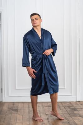 Мужские шёлковые халаты Шёлк